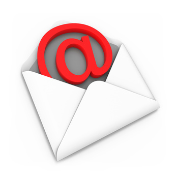 Brief Mail rot